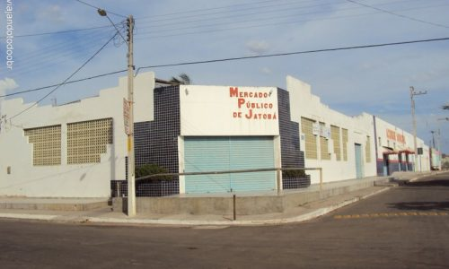 Jatobá - Mercado Público Municipal