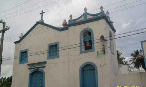 Jequiá da Praia - Igreja de Nossa Senhora do Pilar