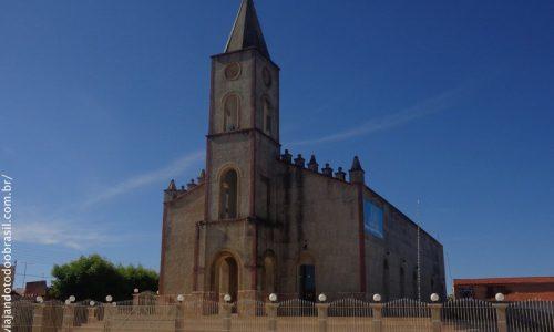 Jericó - Igreja Matriz Nossa Senhora dos Remédios