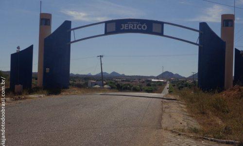 Jericó - Pórtico na entrada da cidade