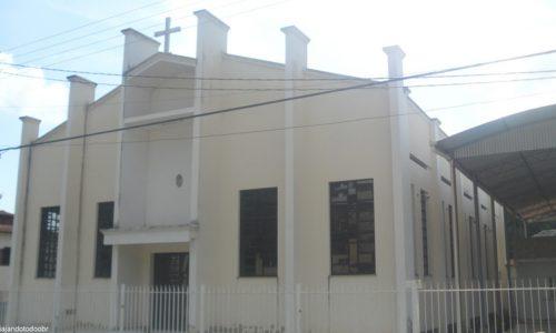 Jerônimo Monteiro - Igreja Sagrada Família