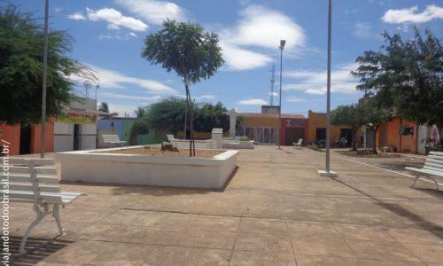Joca Claudino - Praça da Igreja Matriz São José Operário