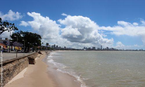 João Pessoa - Praia de Tambaú