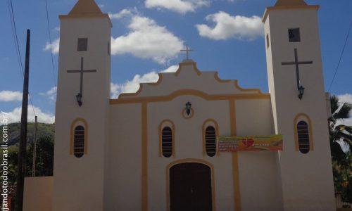 Juarez Távora - Igreja Nossa Senhora das Dores
