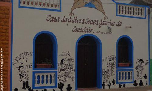 Juazeirinho - Casa da Cultura Joana Generina da Conceição