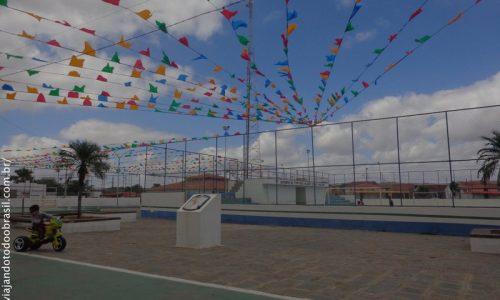 Juazeirinho - Praça da Juventude