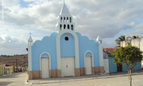 Jucati - Igreja de Nossa Senhora Auxiliadora