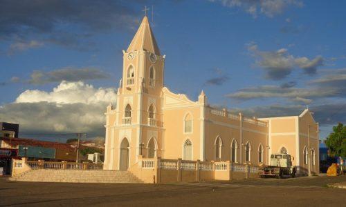 Jucurutu - Igreja Matriz São Sebastião