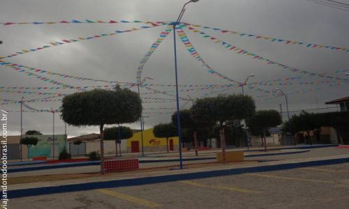 Junco do Seridó - Praça Coronel José Ferreira