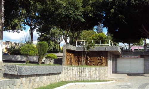 Jupi - Praça Nossa Senhora do Rosário
