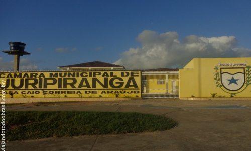 Juripiranga - Câmara Municipal