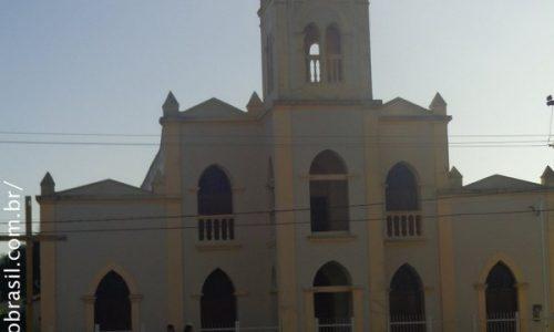 Juripiranga - Igreja Nossa Senhora das Graças