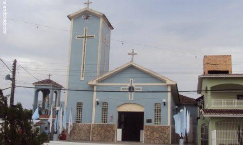 Lagoa do Carro - Igreja de Nossa Senhora da Soledade