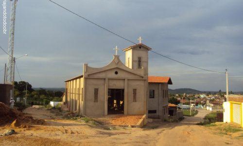 Lagoa do Carro - Igreja de São João