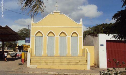 Lagoa dos Gatos - Igreja de Nossa Senhora das Dores (Distrito Vila do Entrocamento)