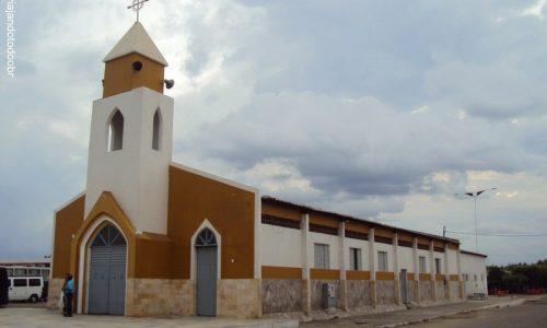 Lagoa Grande - Igreja de Nossa Senhora Auxiliadora