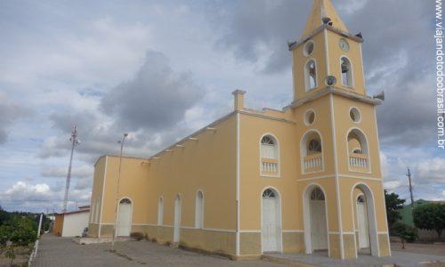Lagoa Nova - Igreja Matriz São Francisco de Assis