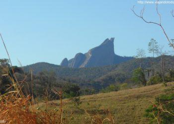 Laranja da Terra - Formações Rochosas a caminho de Itaguaçu