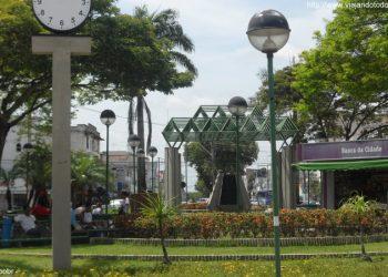 Linhares - Praça Nestor Gomes