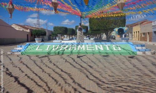 Livramento - Praça Tona Leite