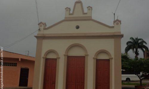 Logradouro - Igreja Nossa Senhora do Desterro