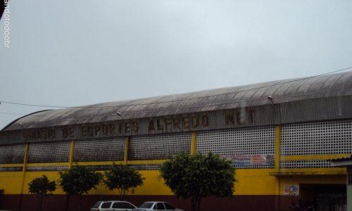 Machados - Ginásio de Esportes Alfredo Neto