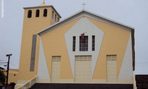 Machados - Igreja de São Sebastião