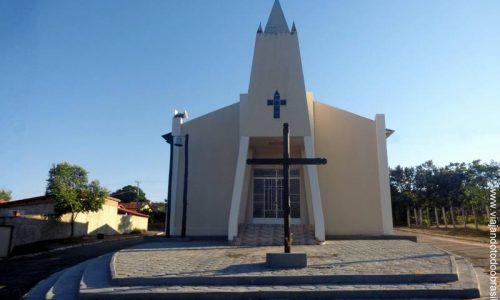 Mairipotaba - Igreja de Nossa Senhora do Rosário e de São Sebastião