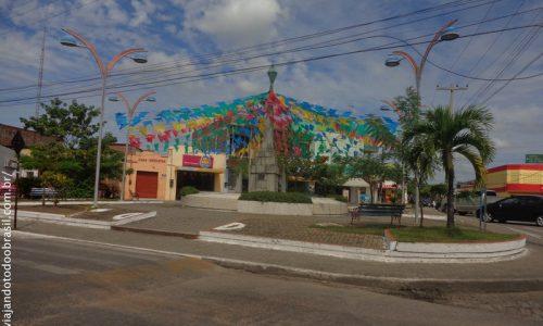 Mamanguape - Praça Vinte e Cinco de Outubro