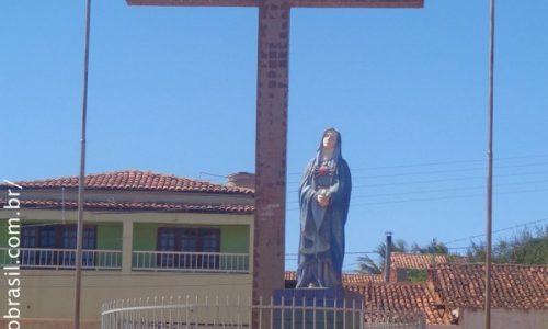 Manaíra - Cruzeiro e Imagem de Nossa Senhora das Dores