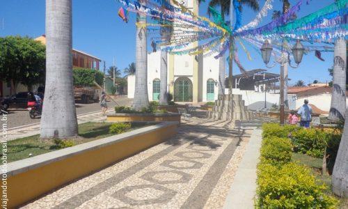 Manaíra - Praça Padre Cícero