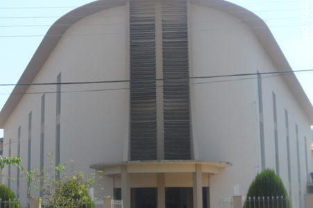Mantenópolis - Igreja Nossa Senhora das Graças