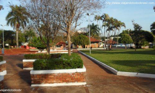Maracaju - Praça Central