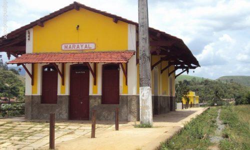 Maraial - Antiga Estação Ferroviária