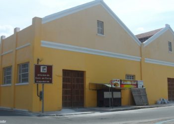 Marataízes - Antiga Oficina da Estrada de Ferro Itapemirim