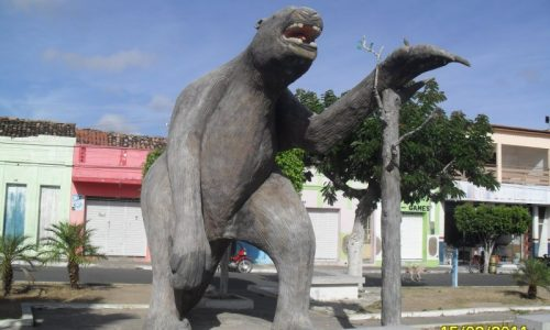 Maravilha - Preguiça Gigante