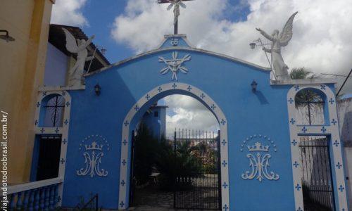 Mari - Entrada da Gruta (Santuário de Nossa Senhora de Fátima)