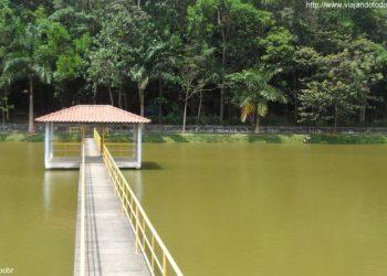 Marilândia - Lagoa no Espaço Verde Fest Club
