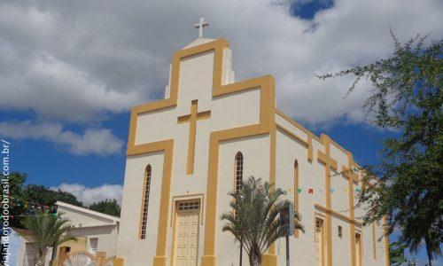 Matinhas - Igreja São Sebastião