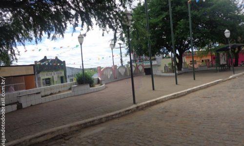 Matinhas - Praça Central