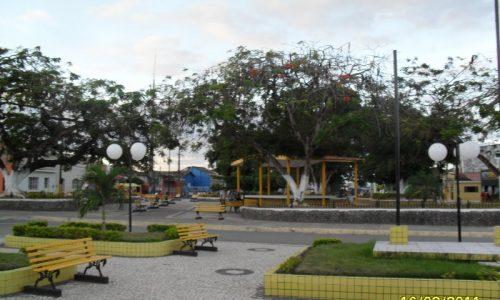 Matriz de Camaragibe - Praça Bom Jesus