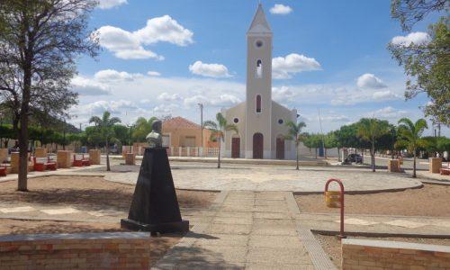 Messias Targino - Praça João Jales Dantas