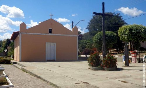 Mimoso de Goiás - Igreja de São Sebastião