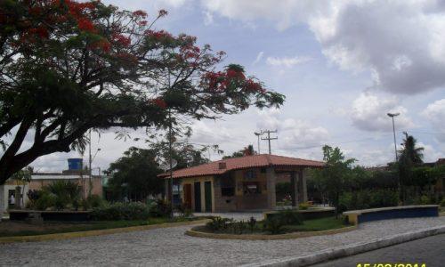 Minador do Negrão - Praça Tereza Araújo de Barros