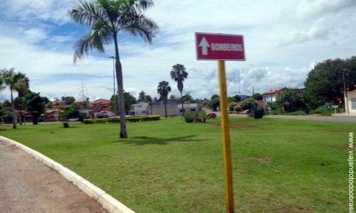 Minaçu - Praça