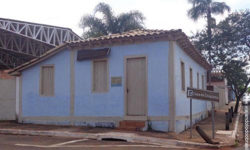 Mineiros - Centro Cultural Casa da Chiquinha