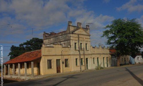 Mogeiro - Casarão João Nogueira (Distrito de Gameleira)