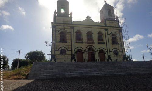 Mogeiro - Igreja Matriz Nossa Senhora das Dores