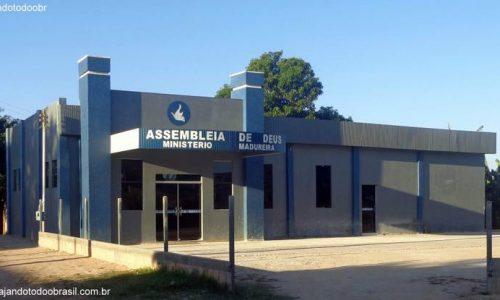 Monte Alegre de Goiás - Igreja Evangélica Assembleia de Deus