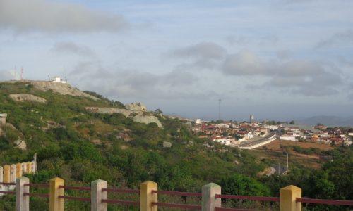 Monte das Gameleiras - Vista parcial da cidade